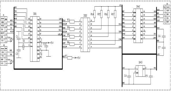 схемы цифро-аналогового