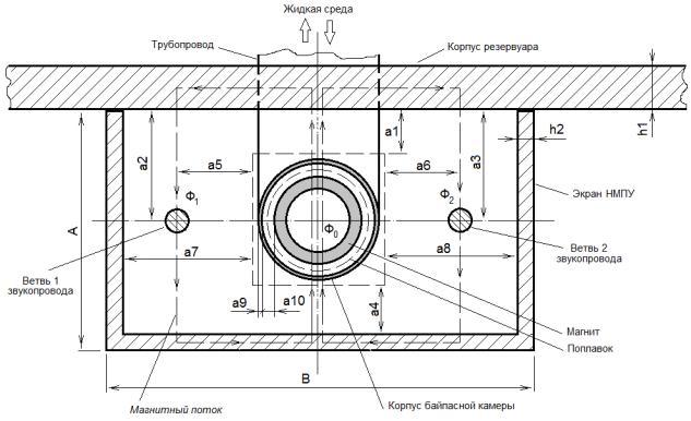 Рисунок 1 – Расчетная схема