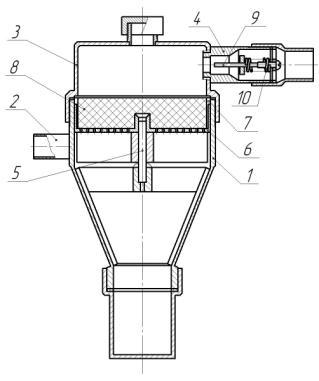 Рисунок 3 – Схема фильтра